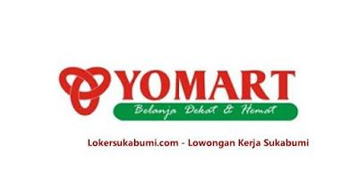 Lowongan Kerja Yomart Area Sukabumi, Bandung, Garut Terbaru 2021
