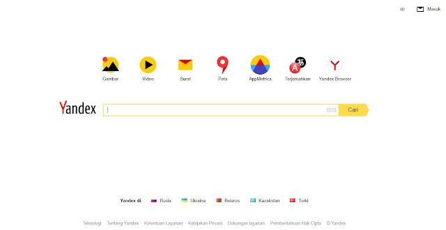Mengenal Mesin Pencari Selain Raksasa Google