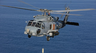 IN to Receive Three MH-60 'Romeo' Multi-Role Helicopters from the US