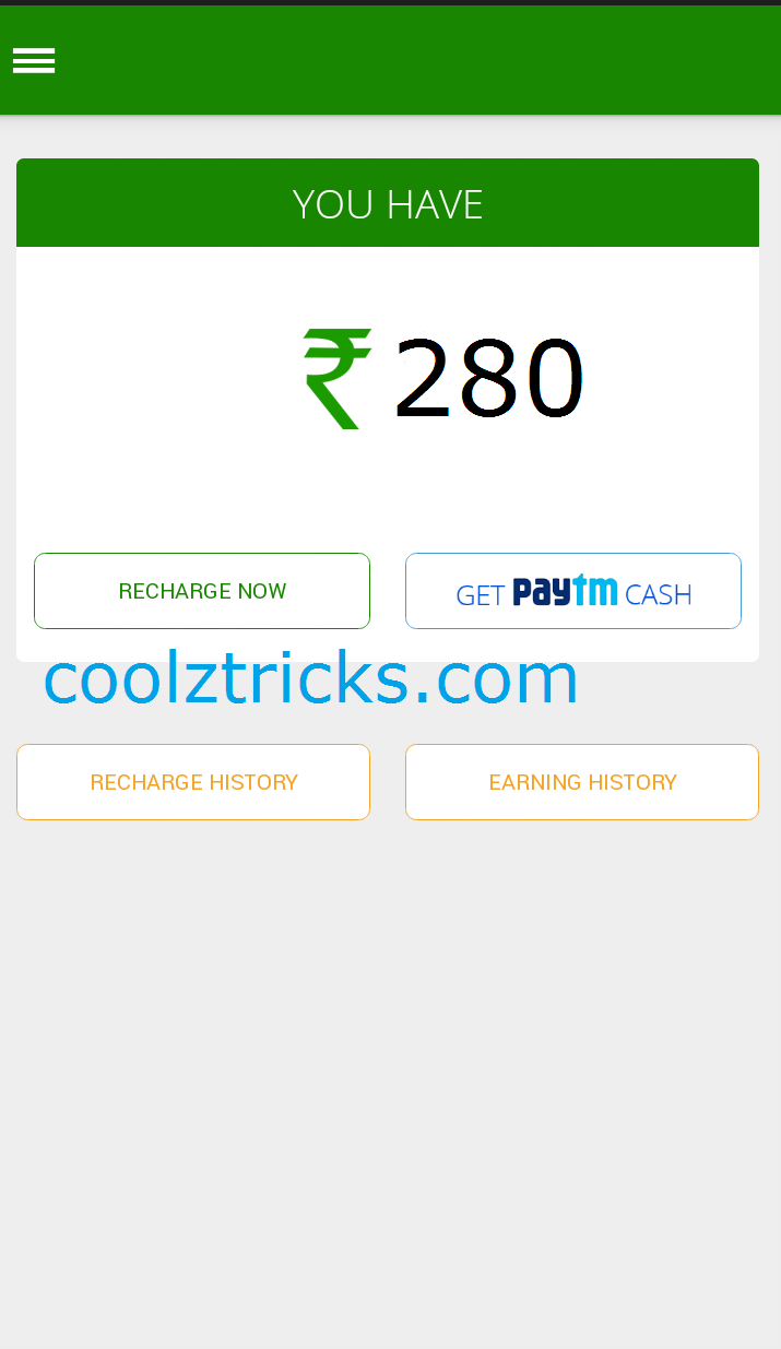 UPDATE*) TASKBUCKS TRICK-UNLIMITED FREE PAYTM / MOBIKWIK
