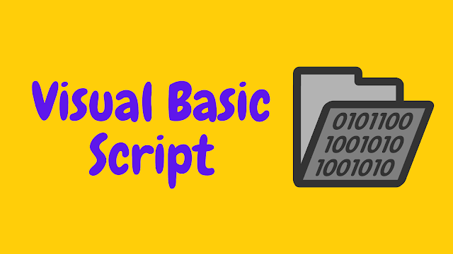 Introduction to VBScript - Visual Basic Language