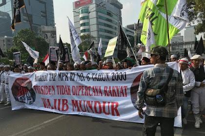 Diduga Akan Bikin Kerusuhan di Aksi Mujahid 212, Purnawirawan TNI Ditangkap