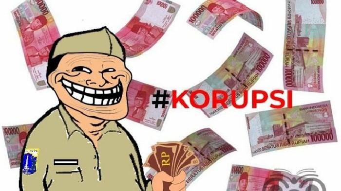 1.906 PNS Terlibat Korupsi Diberhentikan Tidak Hormat