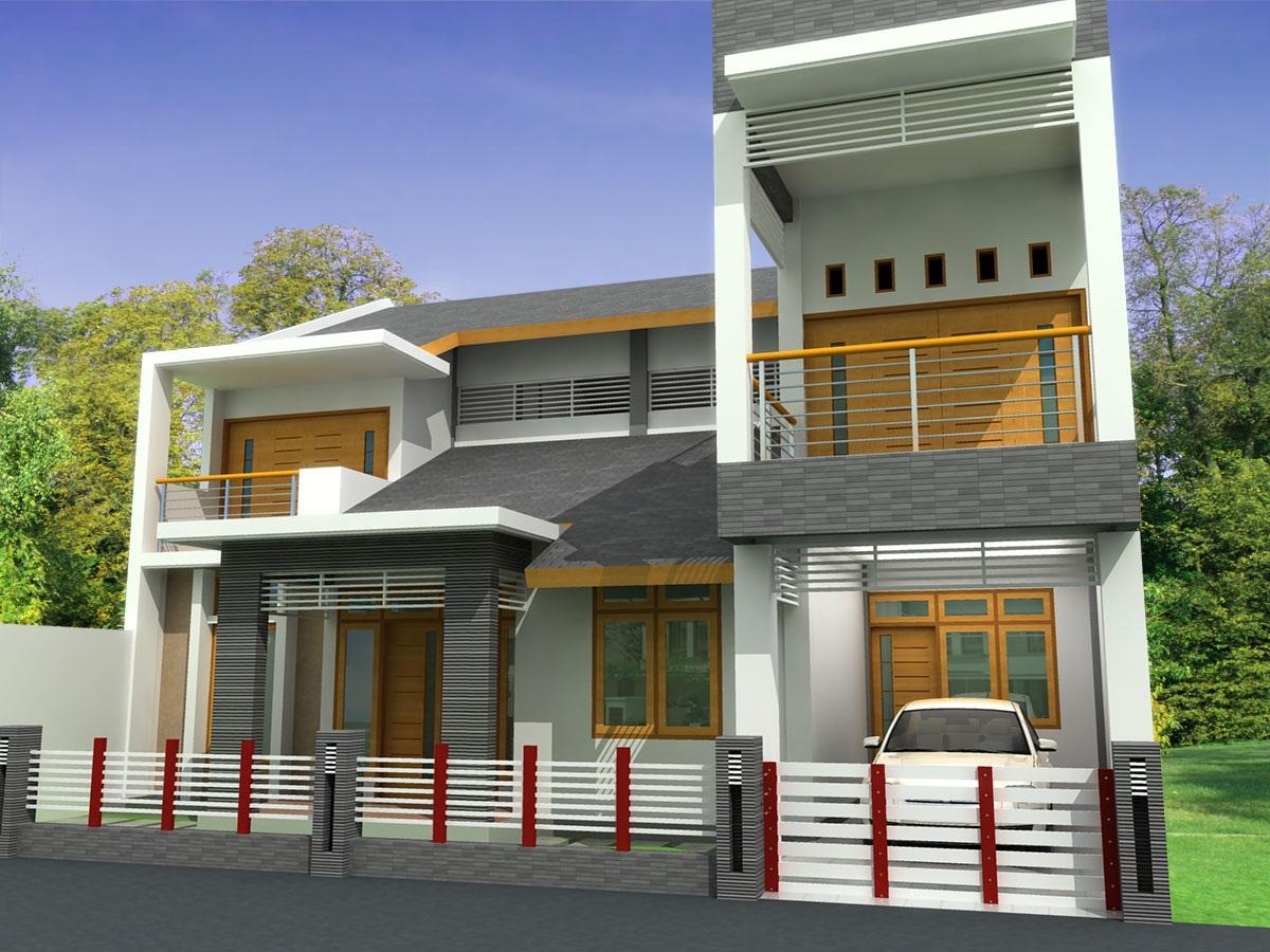 Gambar  Desain Rumah  Minimalis  Sederhana  Gambar  Desain Rumah