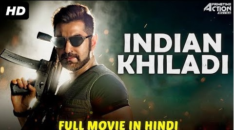 INDIAN KHILADI (2019) Hindi Dubbed 720p HDRip 1.4GB