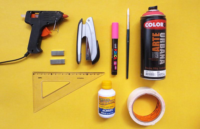 Como deixar o seu escritório mais a sua cara (ou, como personalizar itens de papelaria feios) | dcoracao.com
