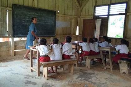 Proses Pembangunan Pendidikan Indonesia Dari Desa Kecil