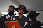 Istri Presiden Haiti: Pelaku Mengira Saya Sudah Mati