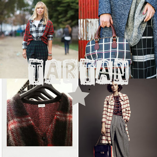 Friday Fashion - Tartan