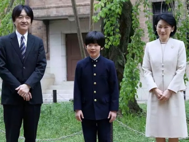 Prince Hisahito of Japan