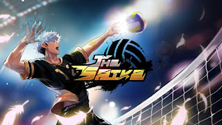 The Spike Volleyball Story Mod Apk Unlimited Money