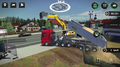 لعبة Construction Simulator 3 مهكرة مدفوعة, تحميل APK Construction Simulator 3, لعبة Construction Simulator 3 مهكرة جاهزة للاندرويد, Construction Simulator 3 apk obb
