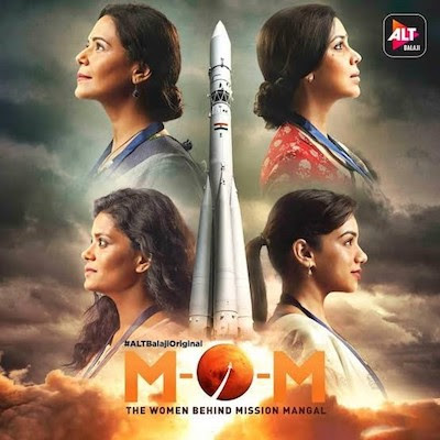 Mission Over Mars 2019 S01 Hindi Complete 720p WEB-DL