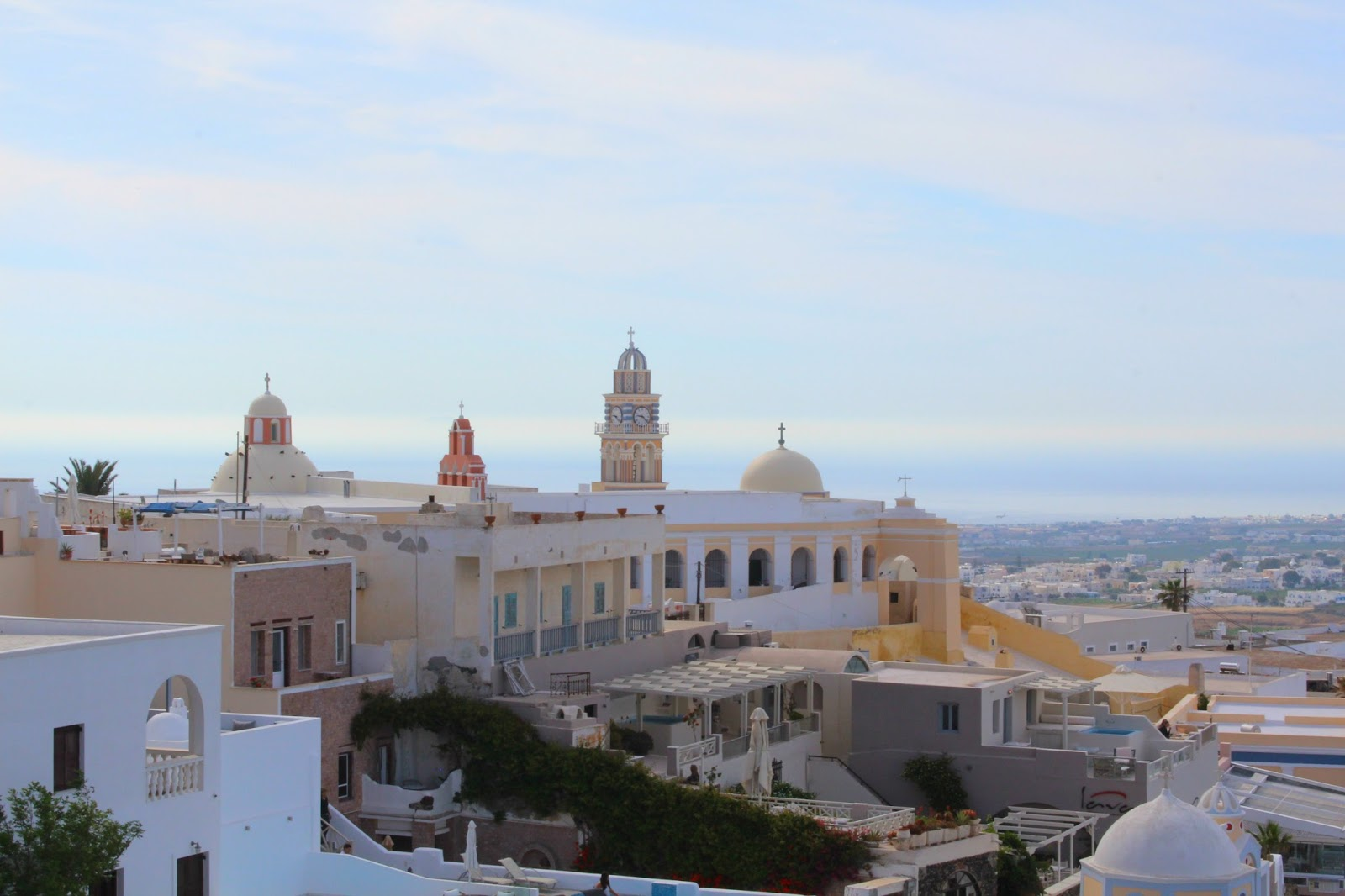 Living Rich On The Cheap: Greece Part 2 - Santorini and ...