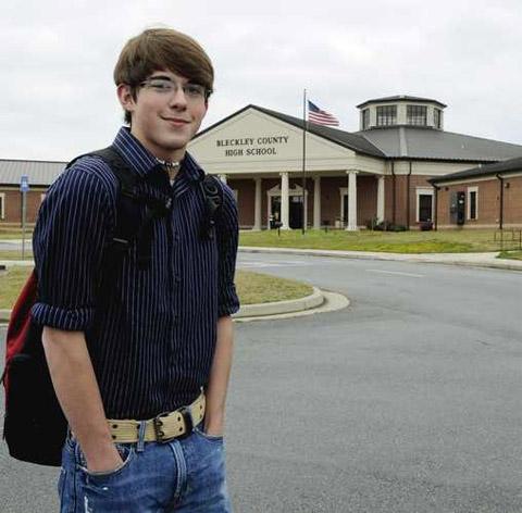 Gay Teen Student 80