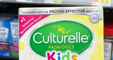 Culturelle Kids Probiotic Gummies