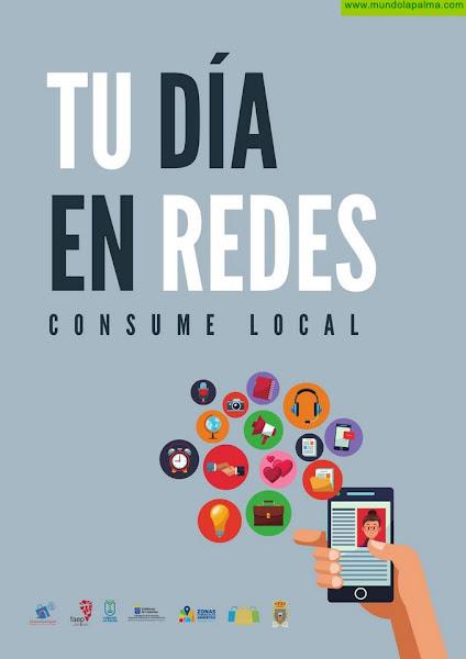 """El Casco Histórico crea """"Tu Día en Redes"""" una campaña de posicionamiento e impulso del tejido empresarial en la ZCA de Santa Cruz de La Palma"""