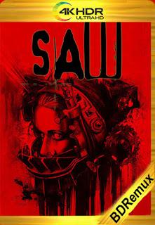 Saw (2004) [4K REMUX] [Latino-Inglés] [LaPipiotaHD]
