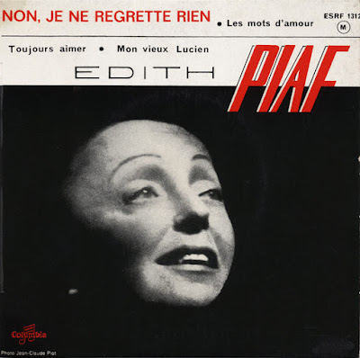 Musica serie 45 giri : Edith Piaf – Non, Je Ne Regrette Rien (1961)