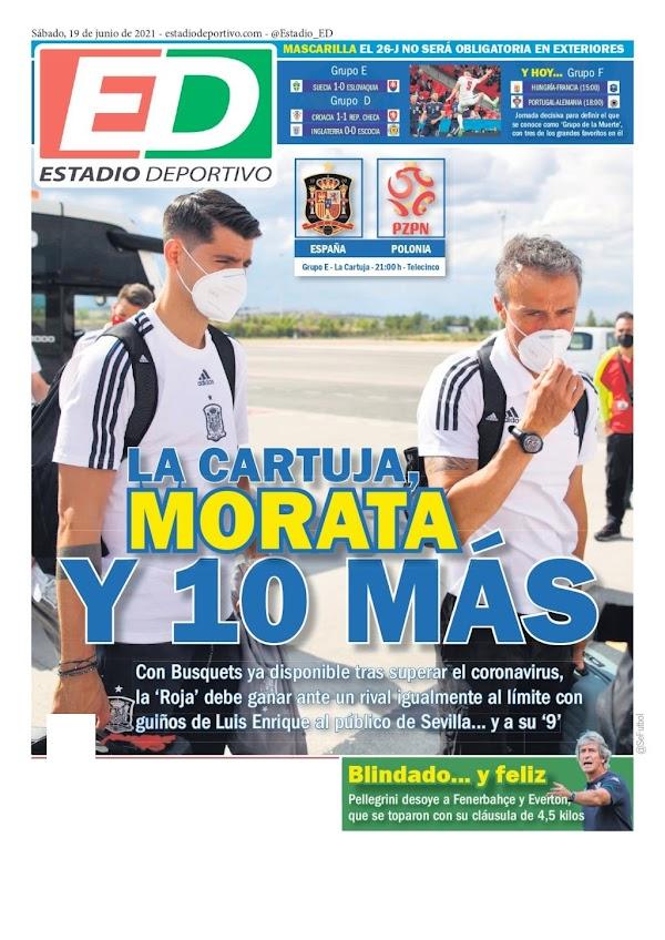 """Betis, Estadio Deportivo: """"Blindado... y feliz"""""""