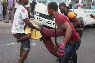 Tricycle rider in trouble for attacking LASTMA officer