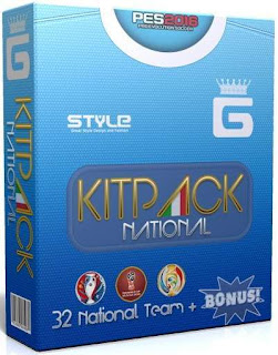 PES 2016 New Kitpack National Team AIO