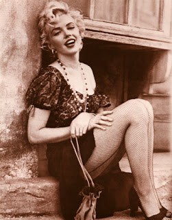 Old Photography of Marilyn Monroe