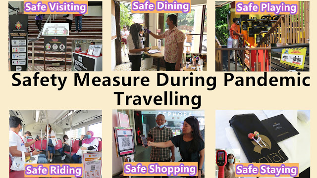 Safety Measure During Pandemic Travelling in Malaysia
