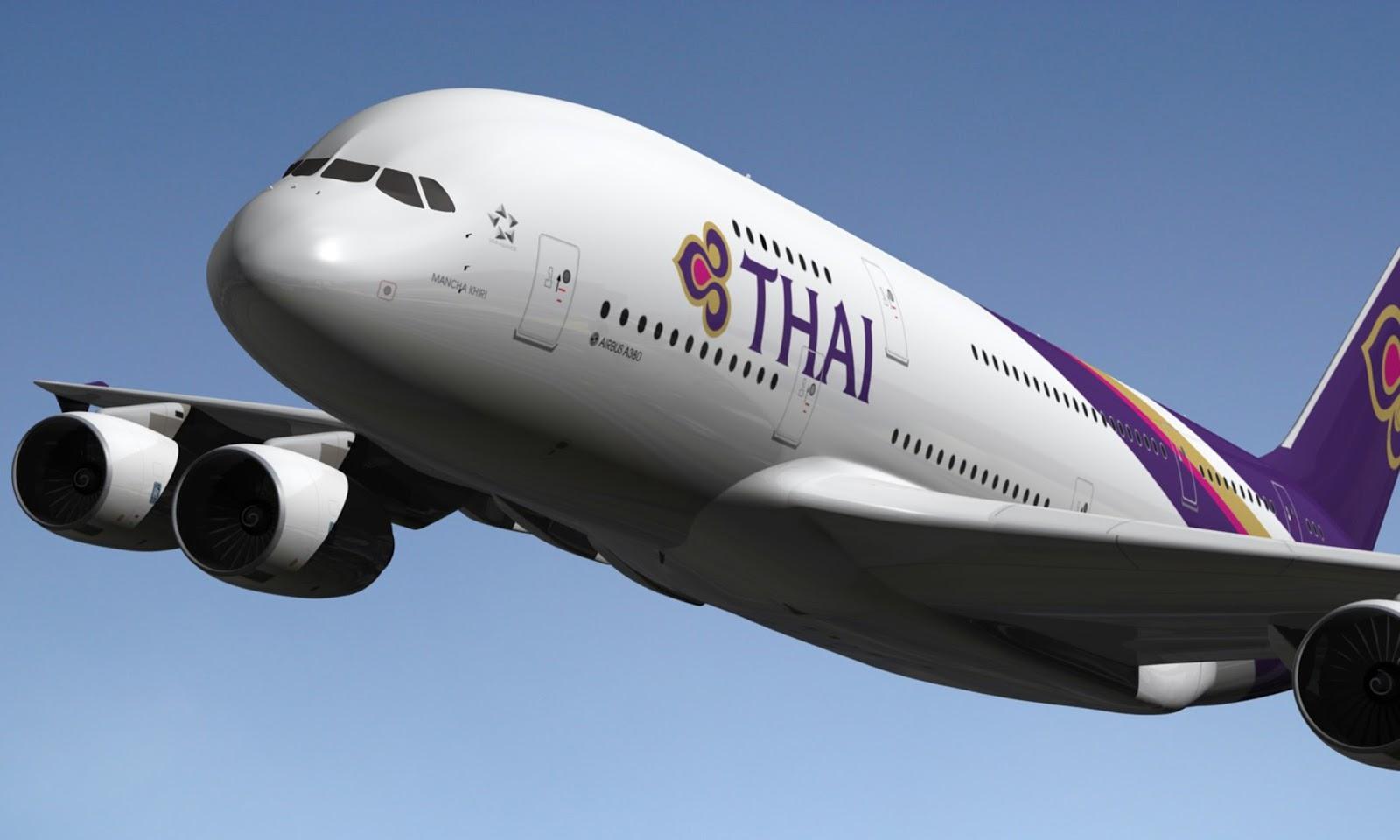 Thai Airways HD Wallpapers 1080p