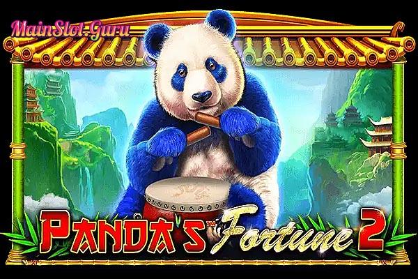 Main Gratis Slot Panda's Fortune 2 Pragmatic Play