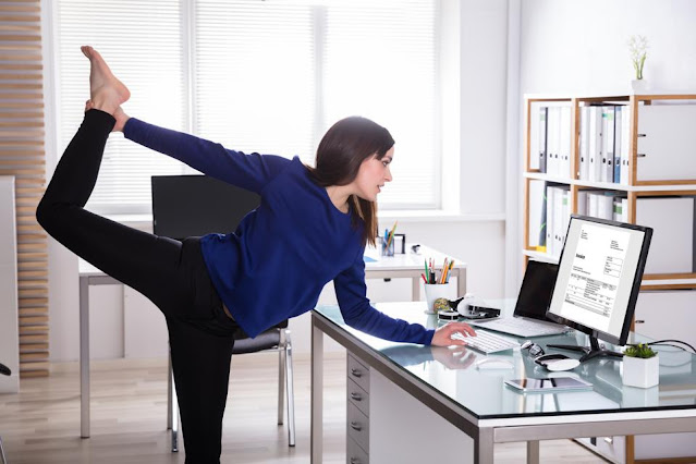 Best Tips For Staying Healthy While Working From Home