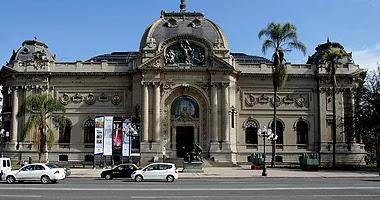 Museo Nacional de Bellas Artes, Santiago de Chile