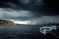 stormy Bay - Photo by Frans Ruiter on Unsplash
