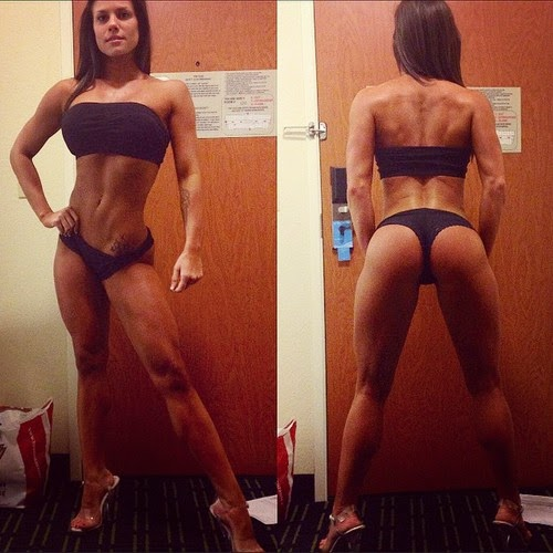 Women With Muscular Butts