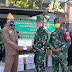 Koramil Semampir Apresiasi bantuan Sembako dari HIPAKAD