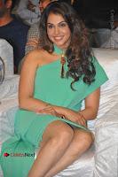 Actress Isha Koppikar Pos in Green Dress at Keshava Telugu Movie Audio Launch .COM 0005.jpg