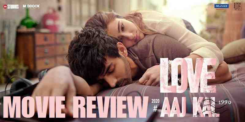 Love Aaj Kal 2 Movie Review Poster