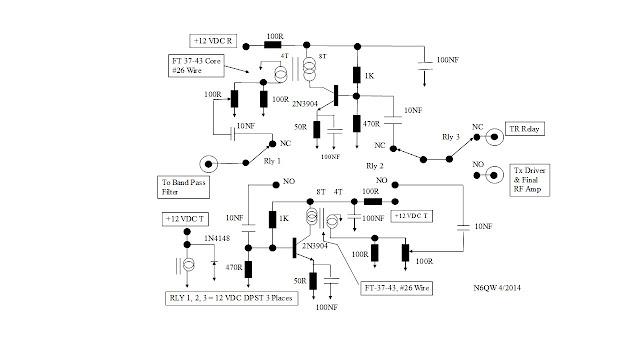 n6qw homebrew radio  a new ssb transceiver from n6qw