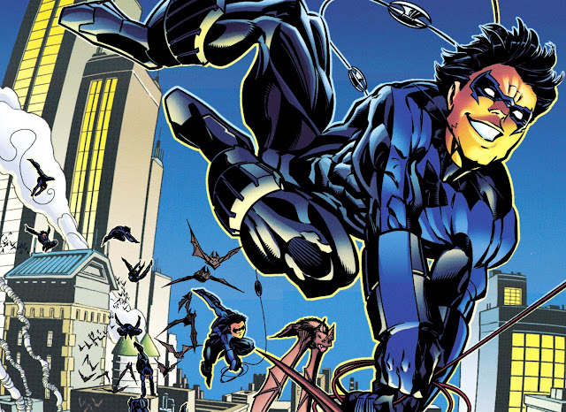 richard grayson nightwing