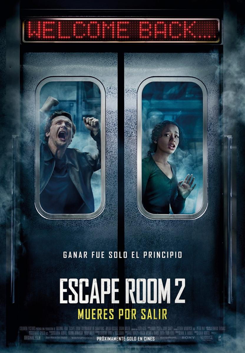 Download Escape Room Tournament of Champions (2021) Full Movie in Hindi Dual Audio BluRay 720p [1GB]
