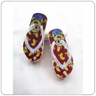 Sandal Karakter Baby GSJ