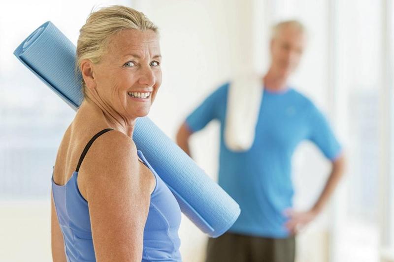 İlerleyen yaşlarda kadınların dikkat etmesi gereken 6 kural