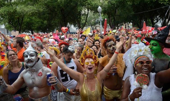 Turismo no carnaval deve movimentar R$ 8 bilhões na economia
