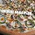 بيتزا بصلصة الجبن تحفة
