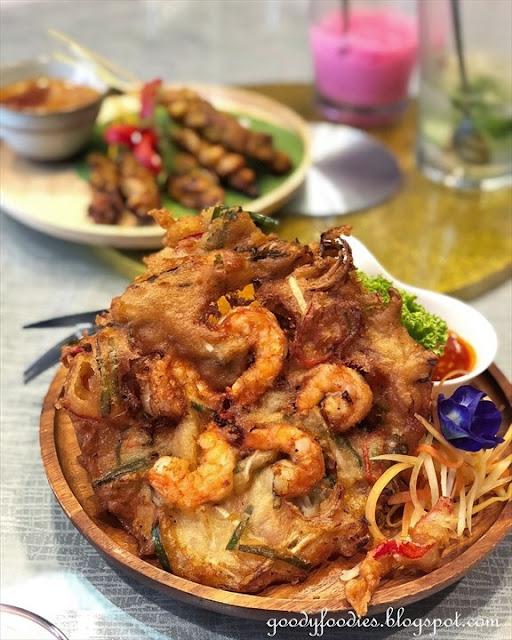 De.Wan 1958 by Chef Wan - cucur udang