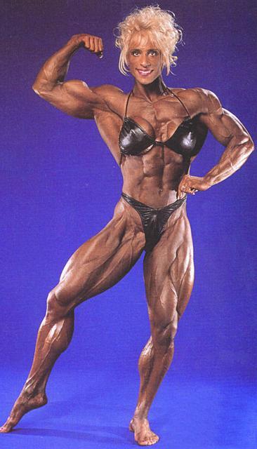 Muscle Women's Blog: Kim Chizevsky