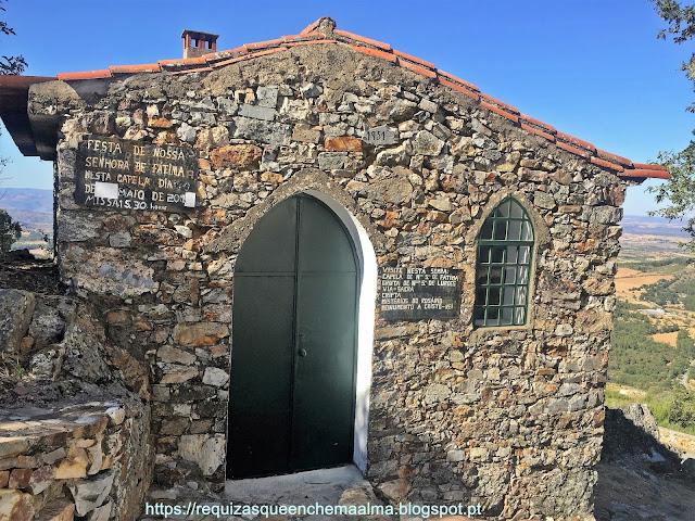 Capela Serra da Marofa