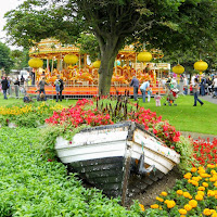Virtual tour of Dublin: People's Park in Dun Laoghaire