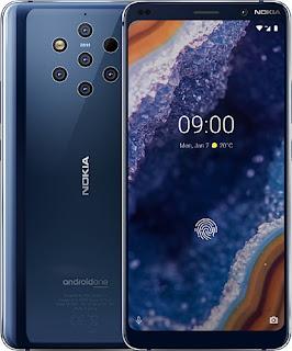 Ocak 2020 güvenlik düzeltme eki ile Nokia 9 PureView güncellemesi