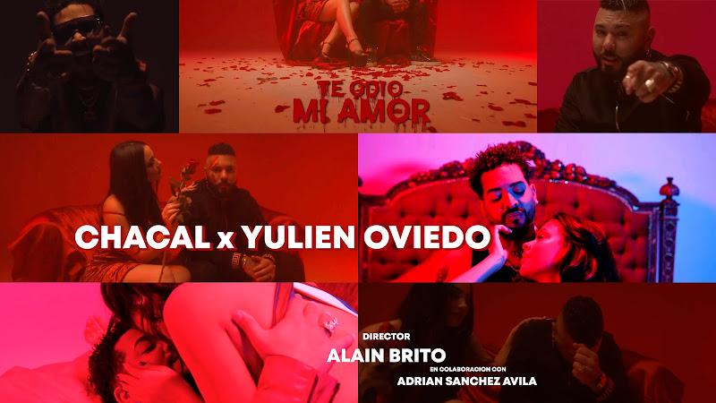 Chacal & Yulien Oviedo - ¨Te odio mi amor¨ - Videoclip - Dirección: Alain Brito - Adrián Sánchez Ávila. Portal Del Vídeo Clip Cubano. Música de Cuba.